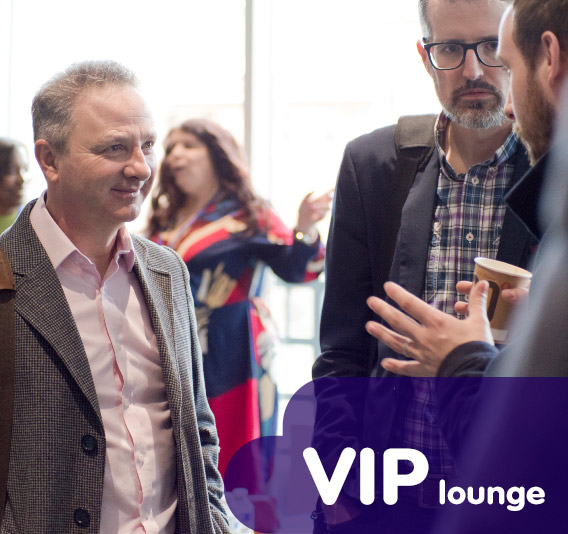 VIP lounge 2018 sponsored by Duncan & Toplis