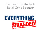 Leisure, Hospitality & Retail Zone Sponsor
