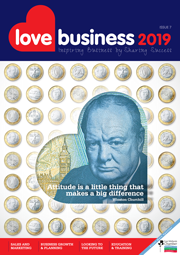 Advertise in the 2019 Magazine for Love Business EXPO